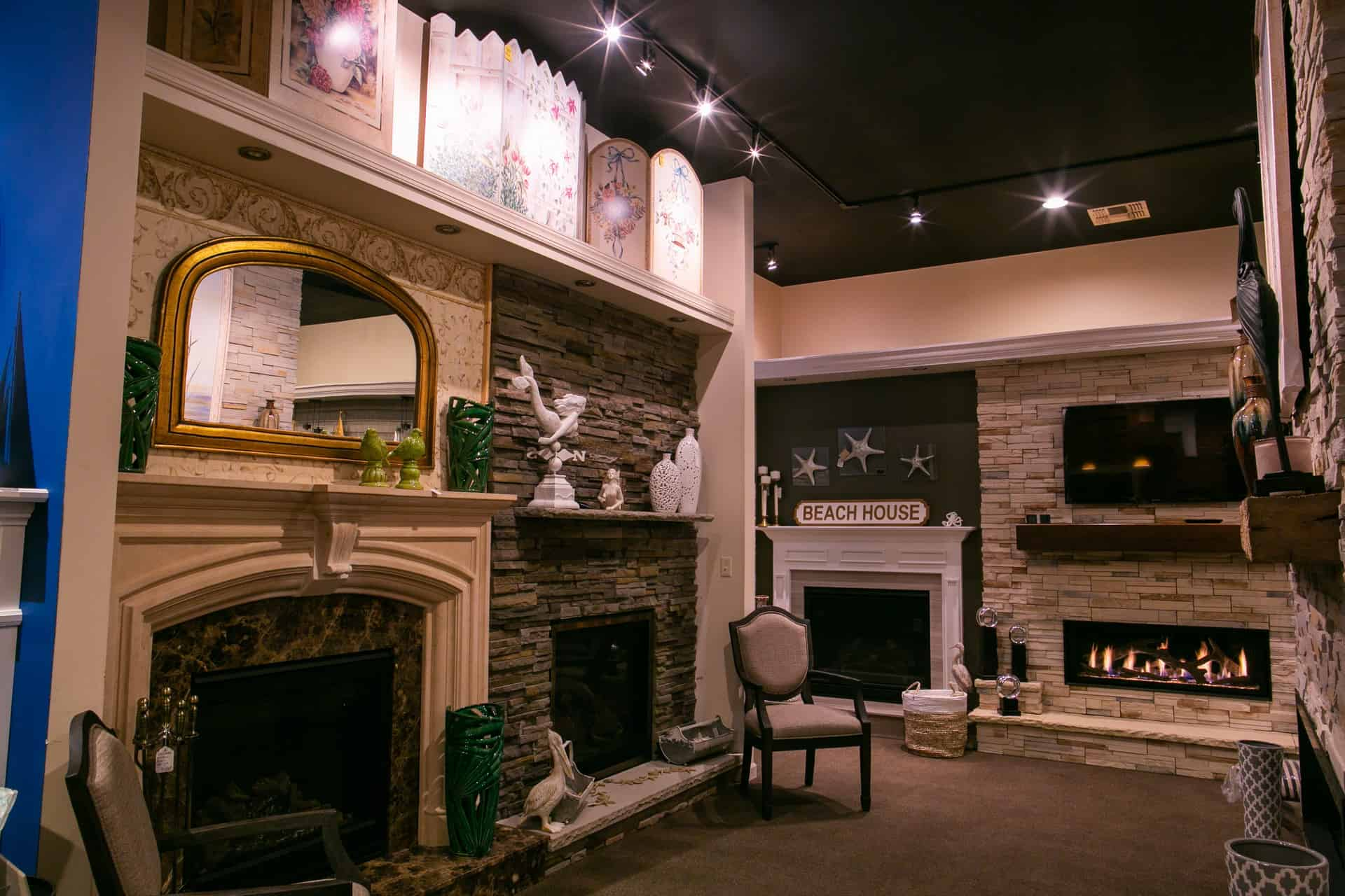 Fireplaces: Traditional or Contemporary 1