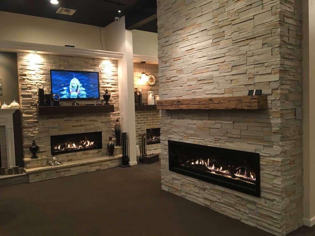 4415 HO Gas Fireplace