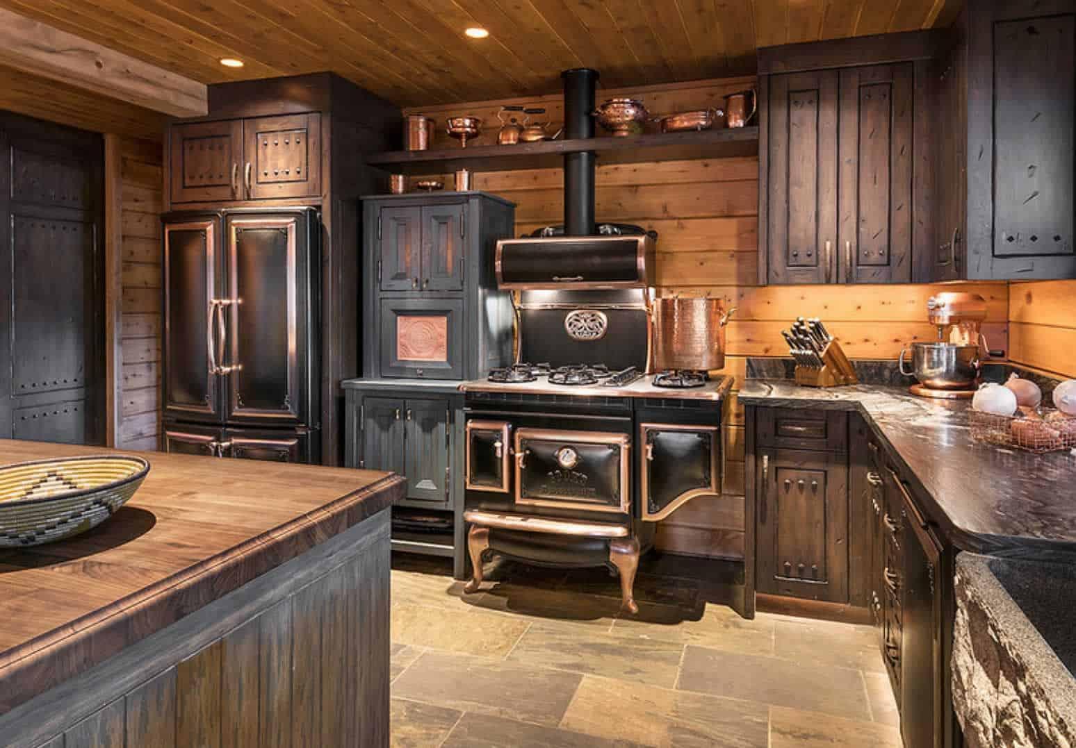 Elmira Stove Works Antique Kitchen