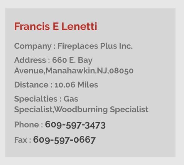 NFI CERTIFIED SPECIALIST - Francis Lenetti