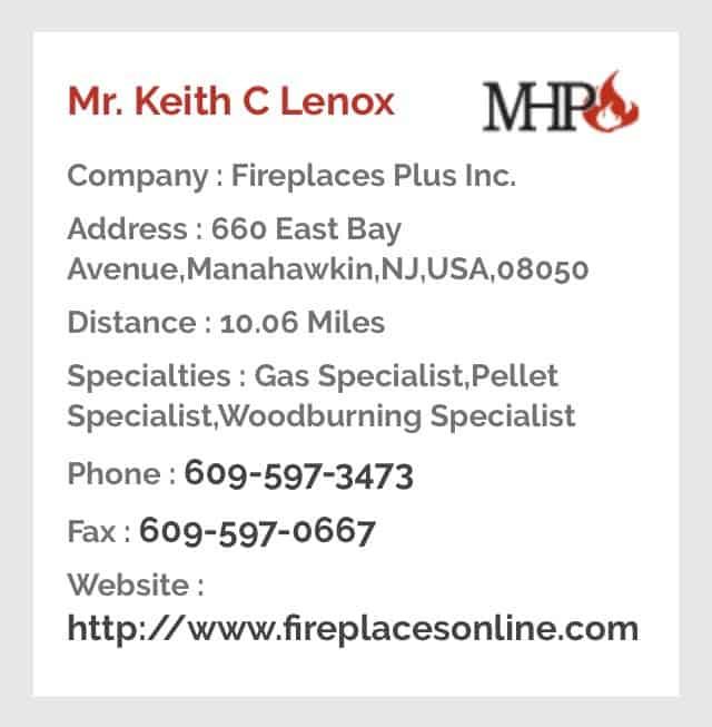 NFI CERTIFIED SPECIALIST Keith Lenox