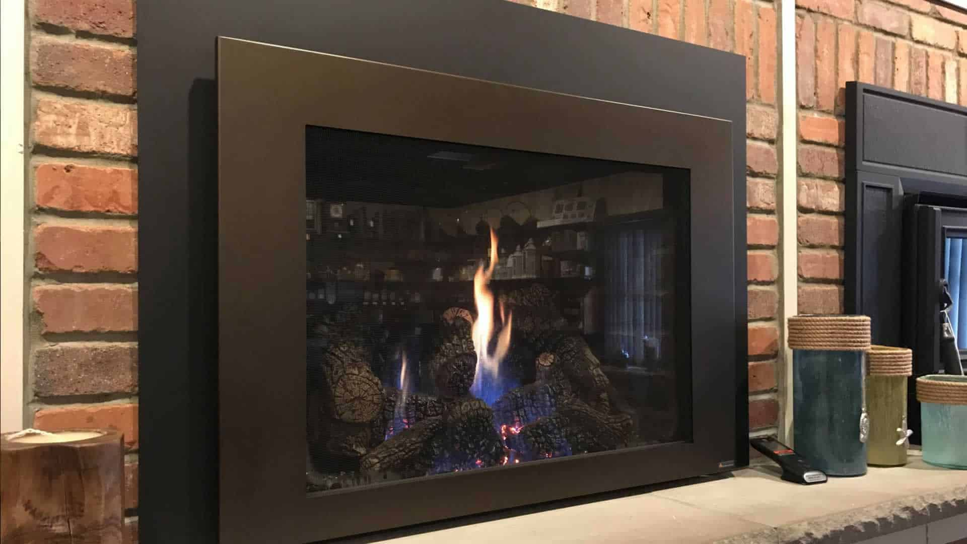 Work With What You Ve Got 616 Gsr Gas Fireplace Insert
