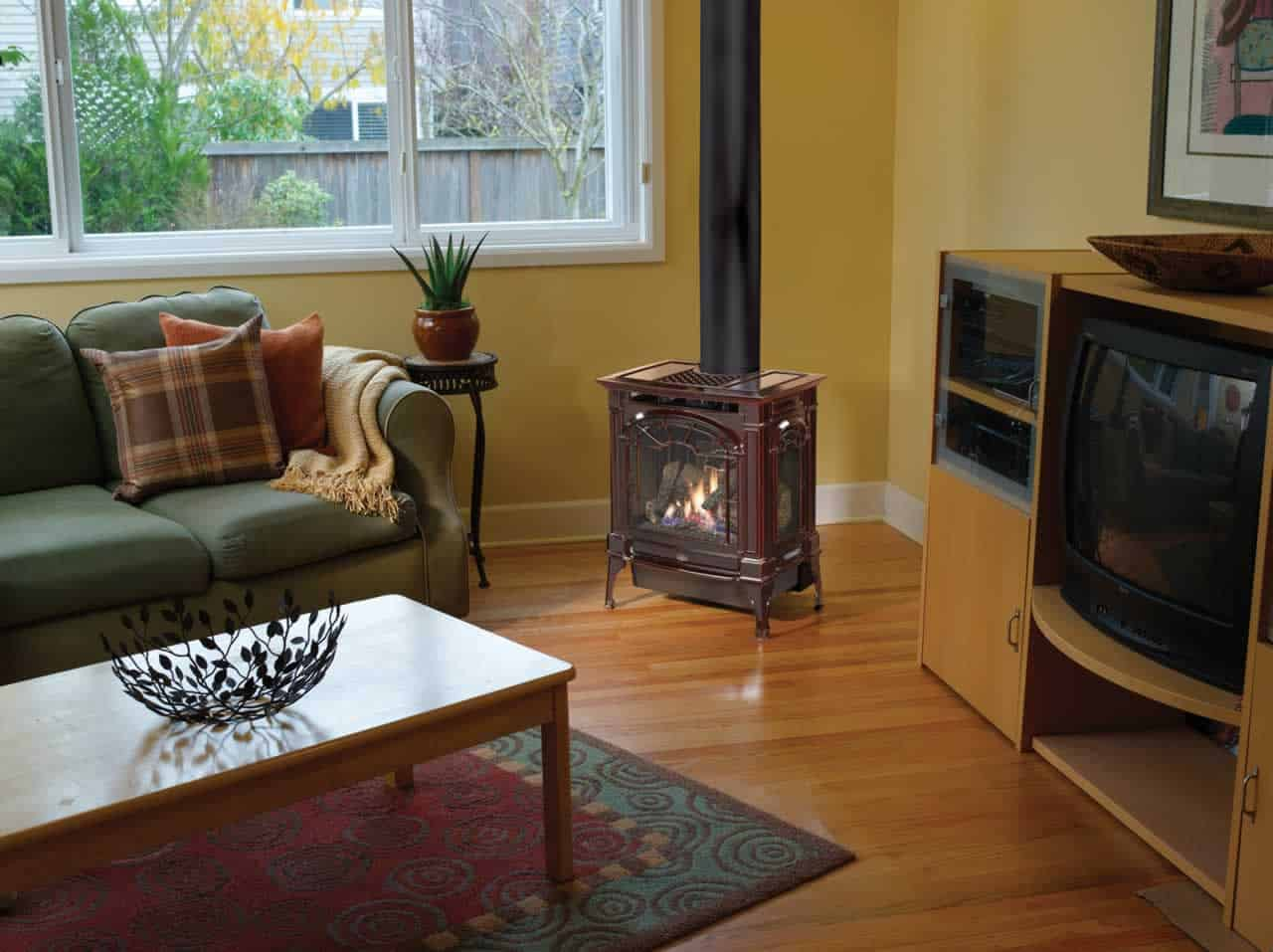 Northfield Gas Stove
