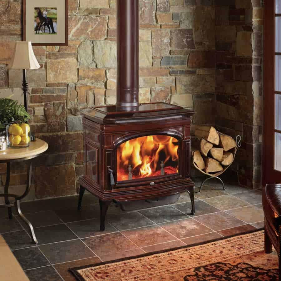 Cape Cod Hybrid-Fyre™ Wood Stove 2