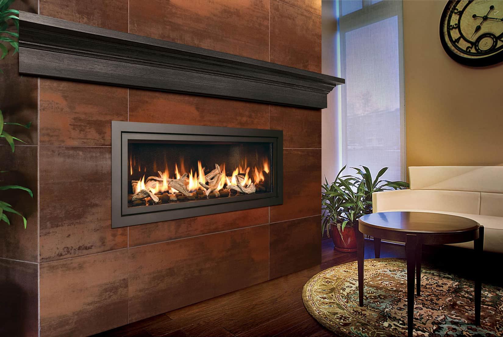 Mendota Fullview Décor Linear Ml 47 Fireplaces Plus Inc
