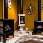 Jotul GF 160 Modern Design Fireplace