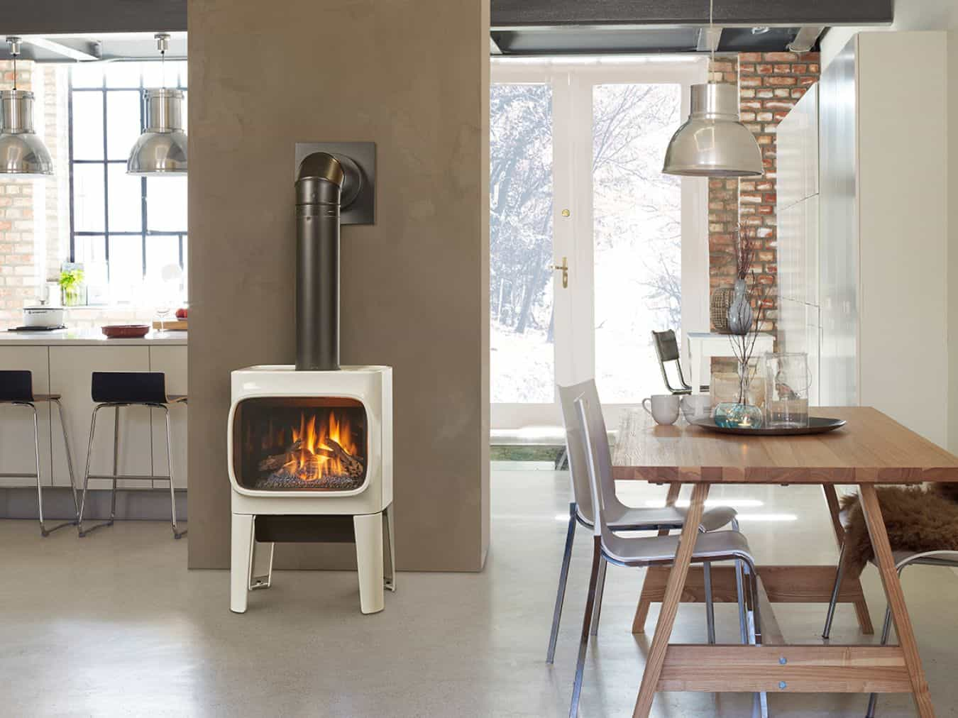 Jotul GF 305 Modern Design Fireplace 1