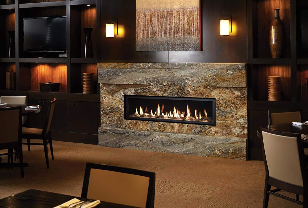 6015 HO GSR2 Gas Fireplace - Best of Houzz 2019 Design 1
