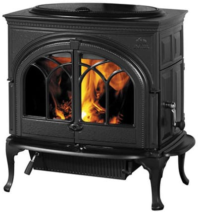 Metal Edges Floor Protectors for Your Hearth - Jotul Stoves 3