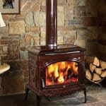 LOPI Cape Code Hybrid-Fyre™ Wood Stove
