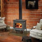 Cape Cod Hybrid-Fyre Wood Stove - Regular Retail Price $4500.00 - 30% OFF Now $3150.00 31