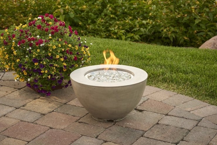 "Cove 12"" Gas Fire Pit Bowl 2"