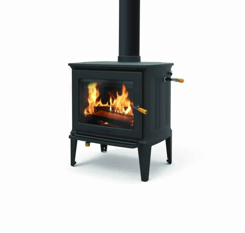 Cast iron wood burning stove Green Mountain 60