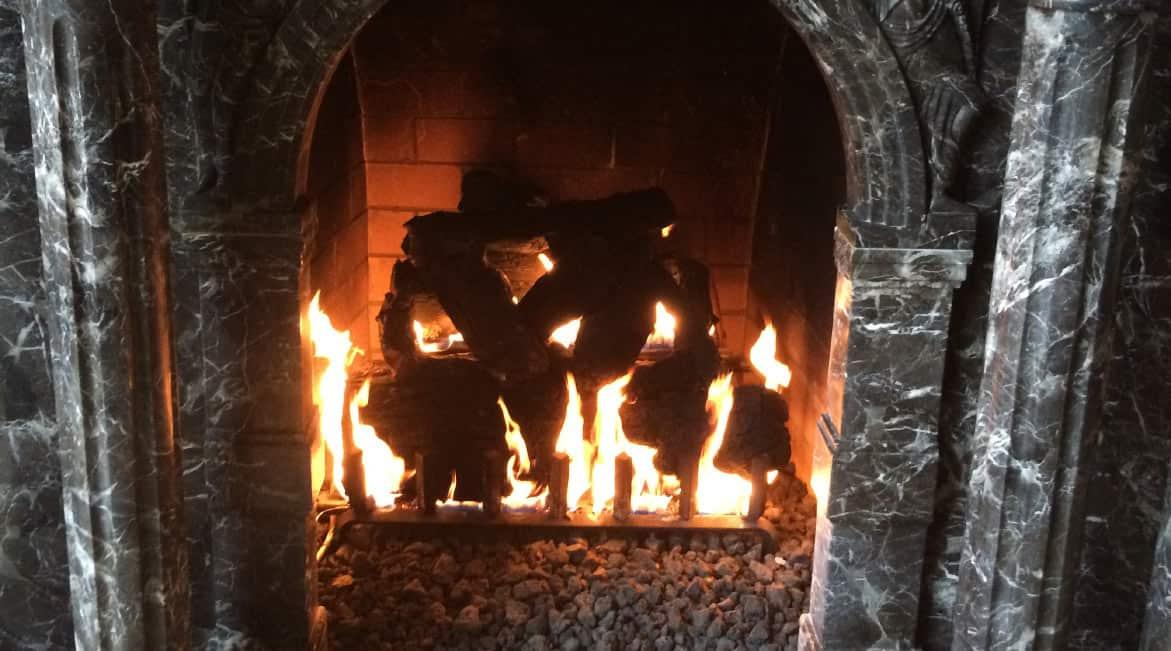 304-2 SERIES® Eiklor Flames 2-Burner Half-Pan Technology 2