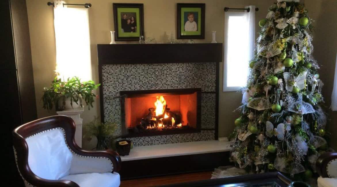 304-2 SERIES® Eiklor Flames 2-Burner Half-Pan Technology 3